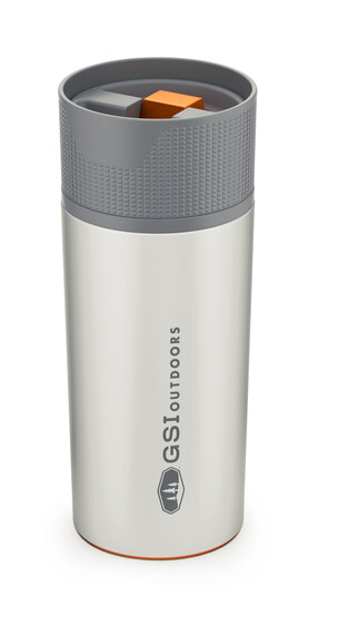 GSI Glacier Stainless Commuter - Recipientes para bebidas - 500ml Plateado